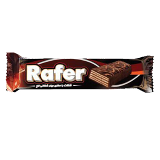 Salamat Rafer ( Bitter Chocolate Wafer With Chocolate Coating)
